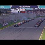 Formula 1 2016 Australian Grand Prix Race